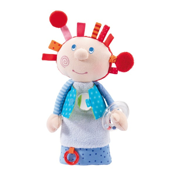 Haba Little Miss Fidget Fabric Play Doll