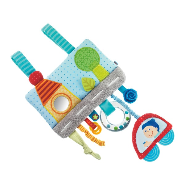 Haba Happy Trails Fabric Activity Playwrap