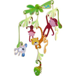 Haba Wild Animals Wodden Toy Crib Mobile