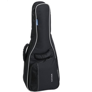 Gewa 212130 Economy Black Gig Bag for 1/4-size to 1/8-size Classical Guitar
