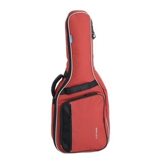 Gewa 212122 1/2 Classical Guitar Red Finish Gig Bag