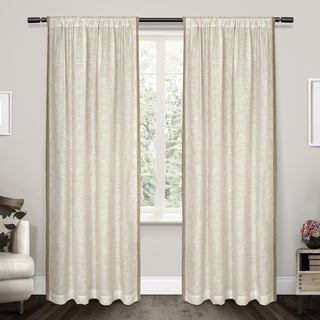 Sheer Curtains beige sheer curtains : Beige Sheer Curtains - Shop The Best Deals For Apr 2017
