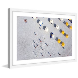 Marmont Hill - 'Shadows' Framed Painting Print