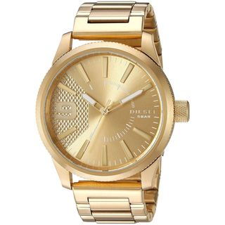 Diesel Men's DZ1761 'Rasp' Gold-Tone Stainless Steel Watch