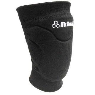 McDavid Classic 602 Black Knee Pads/Elastic Sleeves