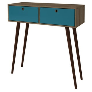 Accentuations by Manhattan Comfort Onsoala Splayed Leg Console