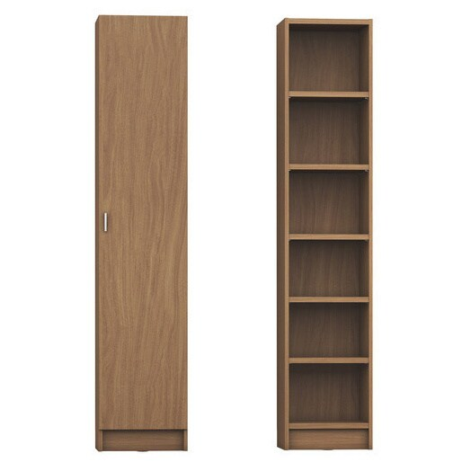 Shop Manhattan Comfort Greenwich 6- Shelf Narrow Venti 2.0