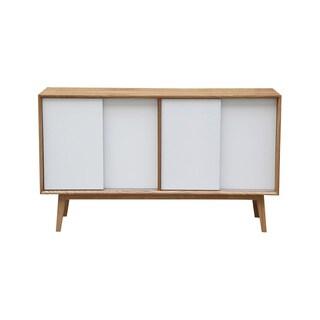 Kardiel Porter Mid Century Modern Credenza Storage Cabinet (2 options available)