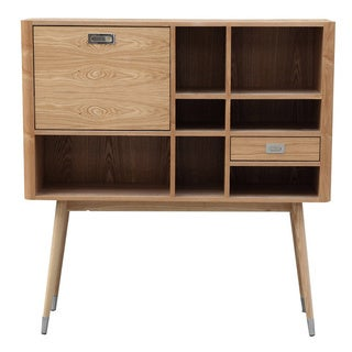Kardiel Ebb Mid Century Modern Upright Sideboard Buffet