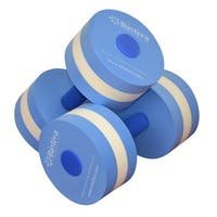 Bintiva Aqua Foam Dumbbell Set