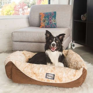 Simmons Regal Dream Plush Cuddler Pet Bed