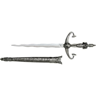 Fantasy Master Stainless Steel 13.5-inch Egyptian Royalty Short Sword