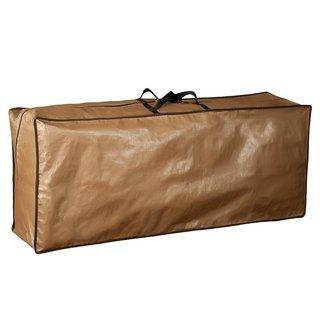 Abba Patio Outdoor Rectangle Protective Zippered Patio Cushion Storage Bag