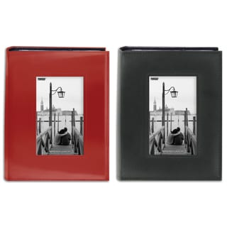 Pioneer Photo Albums FRM-246 Photo Album Frame With 200 Photo Pockets Assorted Colors
