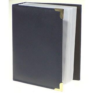 "Pioneer Photo Albums E4-100 4"" X 6"" Black Oxford Photo Album"