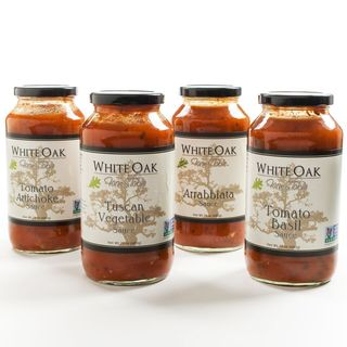 igourmet The White Oak Farm and Table Sauce Collection