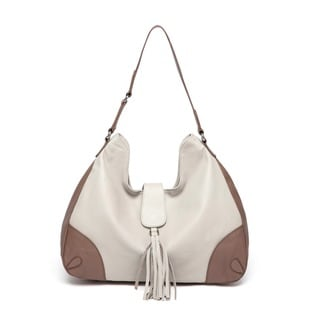 Vicenzo Leather Nicola Leather Hobo Handbag