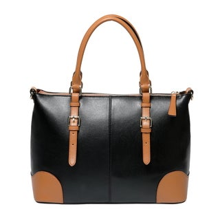 Vicenzo Leather Bibiana Leather Shoulder Handbag