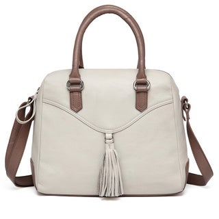 Vicenzo Leather Oriana Leather Crossbody Handbag