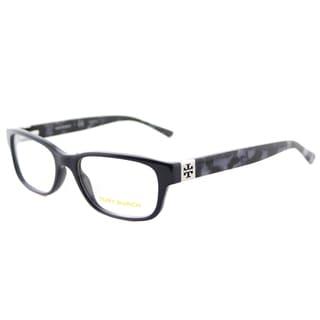 Tory Burch TY 2067 1616 Navy Plastic 50-millimeter Rectangle Eyeglasses