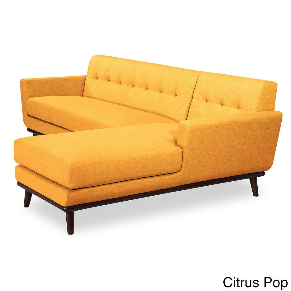 Yellow Sectional Sofas Online At Our Best Living Room Furniture Deals
