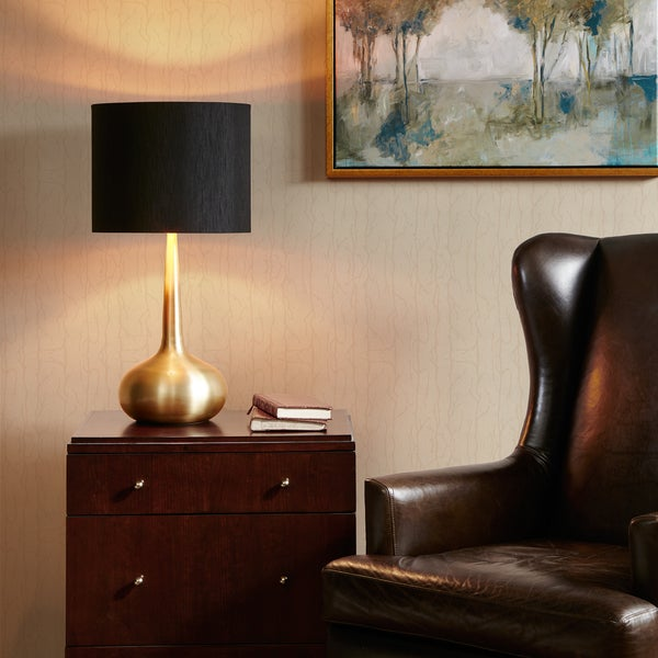 Madison Park Spire Gold Table Lamp