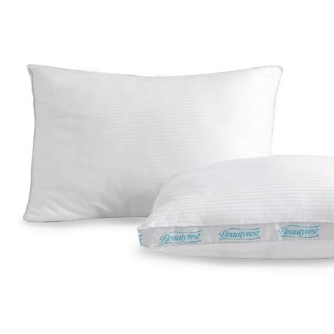 Beautyrest Firm Support Nature's Loft Pillow, Set of 2 - White