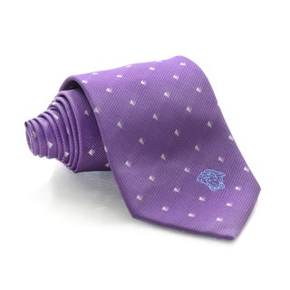 Versace Pizza Print Tie