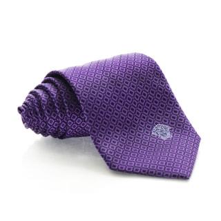 Versace Small Squares Tie