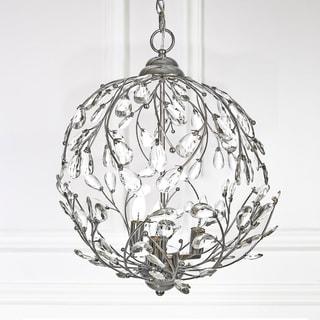 20-inch Hanging Garden Glam Pendant Lamp