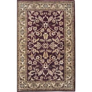 Hand-tufted Pico Wool Rug (9'6 x 13')