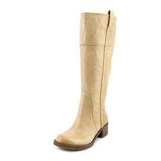 Lucky Brand Women's 'Hibiscus' Tan Leather Knee-high Boots
