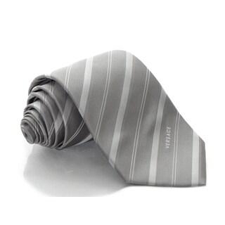 Versace Stripe Tie