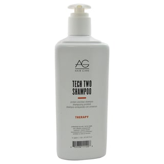 AG Hair 64-ounce Tech Two Protein-Enriched Shampoo