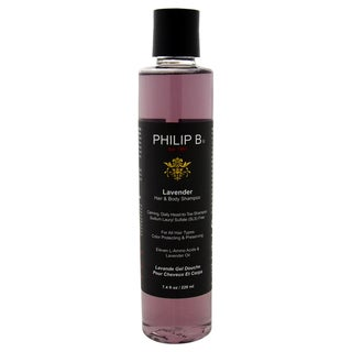 Philip B. 7.4-ounce Lavender Hair & Body Shampoo