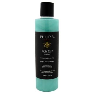 Philip B. 11.8-ounce Nordic Wood Hair & Body Shampoo