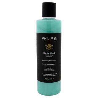 Philip B. 11.8-ounce Nordic Wood Hair & Body Shampoo