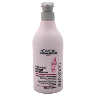 L'Oreal Professional 16.9-ounce Vitamino Color Soft Cleanser Shampoo