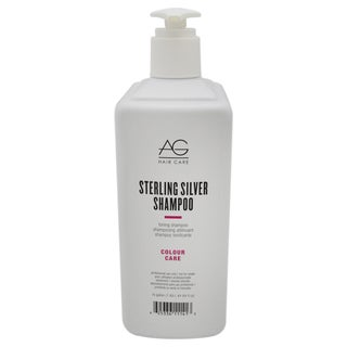 AG Hair 64-ounce Sterling Silver Toning Shampoo