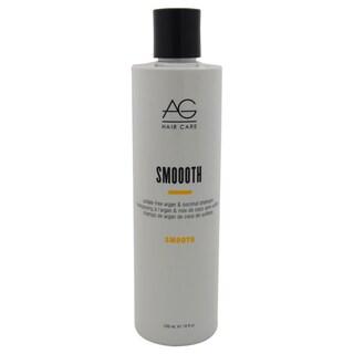AG Hair 10-ounce Smoooth Sulfate-Free Argan & Coconut Shampoo