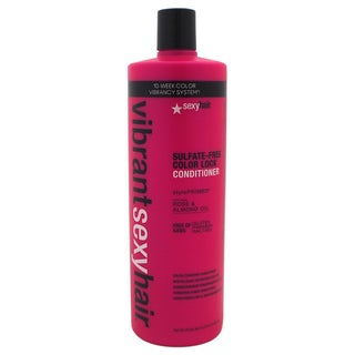 Vibrant Sexy Hair Sulfate-Free 33.8-ounce Color Lock Conditioner
