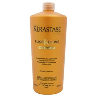 Kerastase 34-ounce Elixir Ultime Oleo-Complexe Beautifying Oil Conditioner|https://ak1.ostkcdn.com/images/products/12751567/P19528100.jpg?impolicy=medium