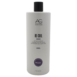 AG Hair Cosmetics 33.8-ounce ReCoil Curl Activating Conditioner