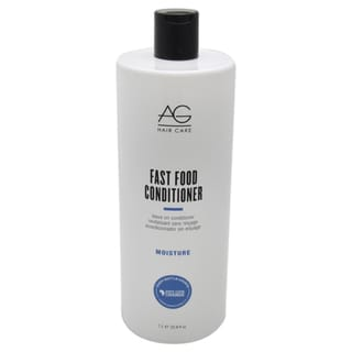 AG Hair 33.8-ounce Fast Food Leave On Conditioner