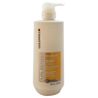 Goldwell 25.4-ounce Dualsenses Rich Repair Anti-Breakage Conditioner