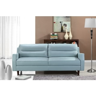 Isabel Full Leather Sofa