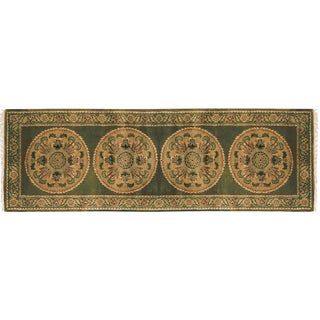 Hand-tufted Majestic Wool Rug (2'6 x 9')