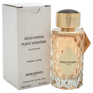 Boucheron Place Vendome Women's 3.3-ounce Eau de Parfum Spray (Tester)