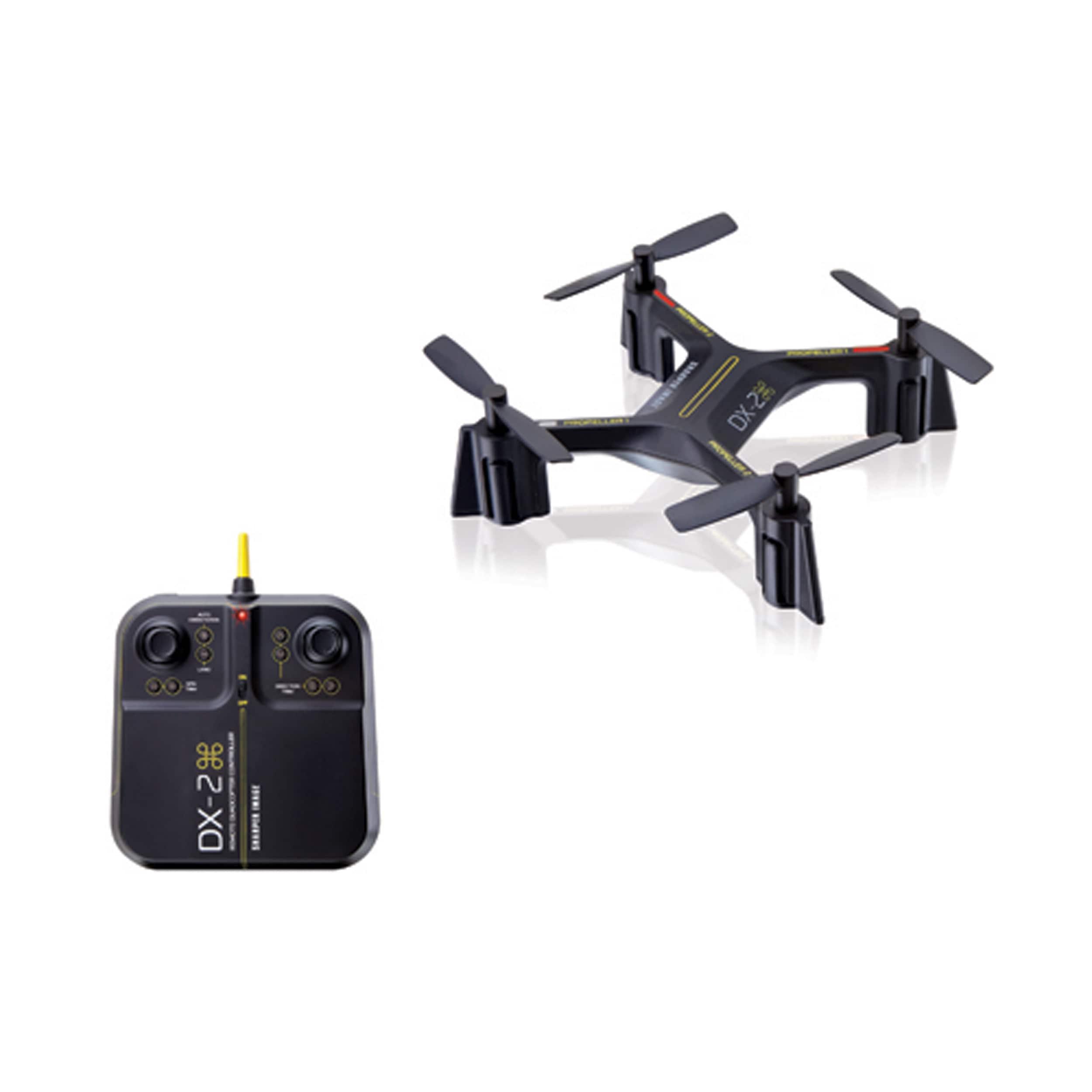 Sharper Image Dx 2 5 Inch Stunt Drone 694202121528 Ebay