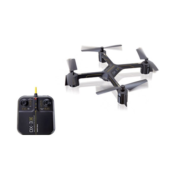 Sharper Image Drone DX-3 Video Drone